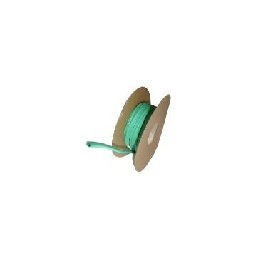 Diamètre 12.7/6.4 mm Bobine 50 m vert