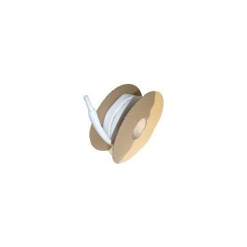 Diamètre 6.4/3.2 mm Bobine 75m blanc