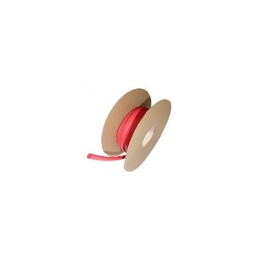 Diamètre 6/2 mm Bobine 75m rouge