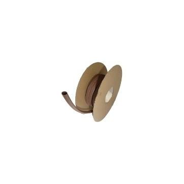 Diamètre 12/4 mm Bobine 50m brun