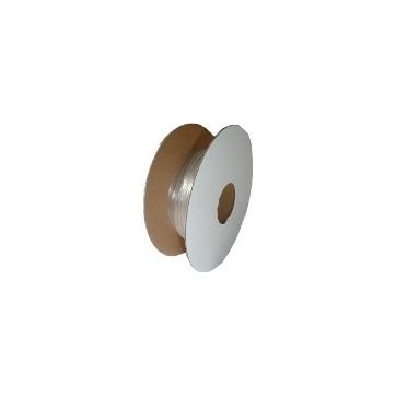 Diamètre 6/2 mm Bobine 75m transparent