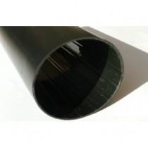 Manchon 1 m diamètre 44,4/7,4 mm noir