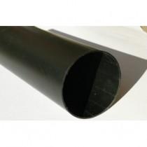 Manchon 1 m diamètre 140/45 mm noir