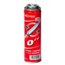 Cartouche recharge gaz 444 pour pistolet 4500 express